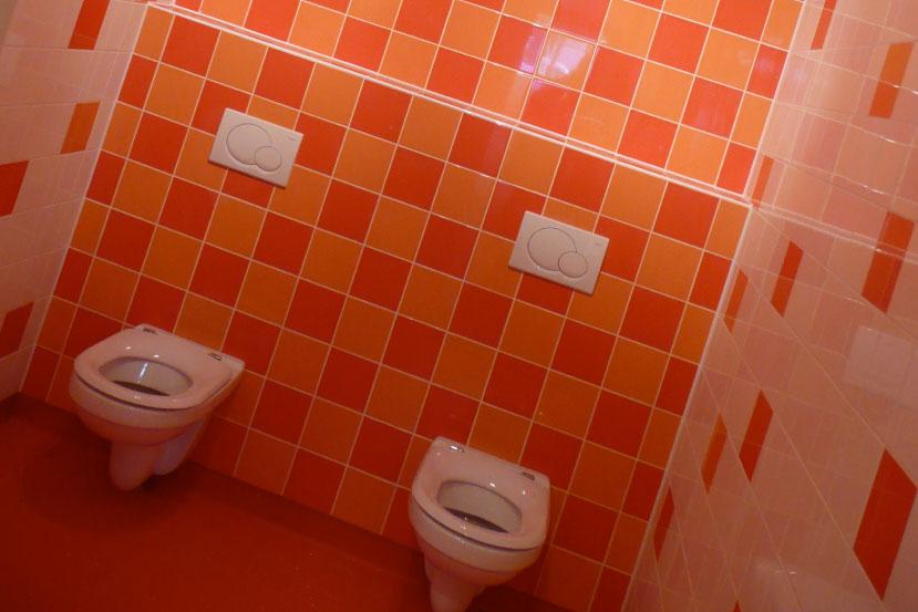 Basisscholen gewoon bijzonder - Wc oranje ...
